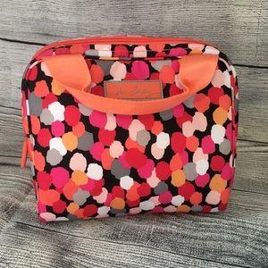 Vera Bradley Pixie Dots Printed Lunch Bag